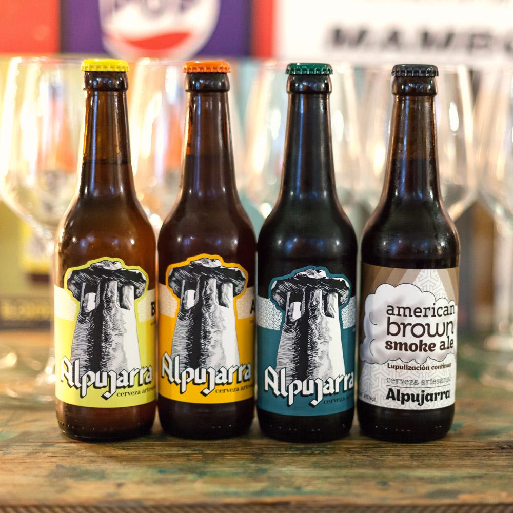 Cervezas Alpujarra