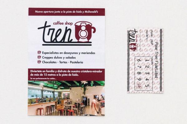 Tren Coffee Shop
